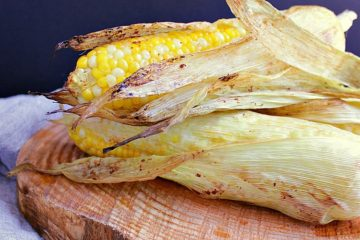 You'll never have corn the same way again after trying this delicious Garlic Buttered BBQ Corn on the Cob!