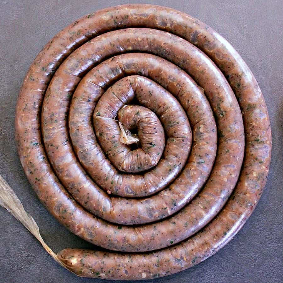 how to make sausages