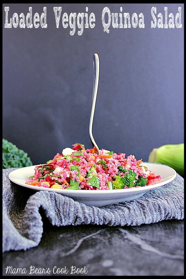 Pin this quinoa salad recipe for later1