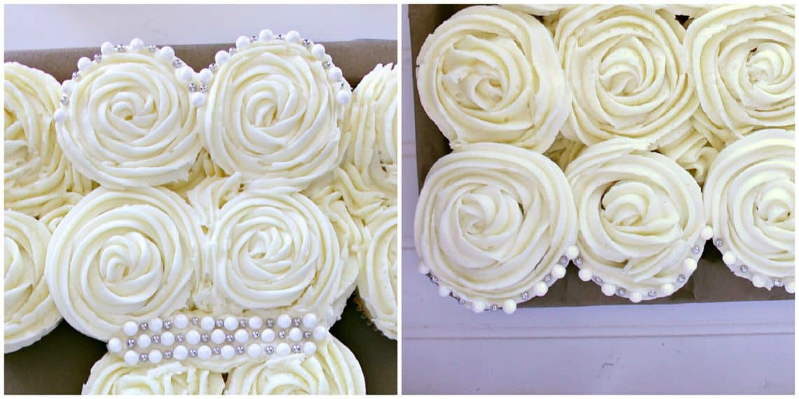 Wedding Dress Cupcakes Mama Bear S Cookbook