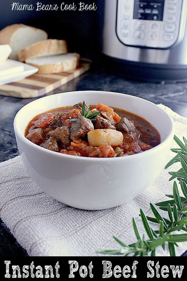 Pin this Instant Pot Beef Stew recipe for later!