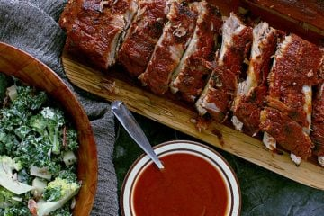 Ready in under an hour, these mouthwatering Istant Pot Low Carb Ribs are perfectly spiced with fall-off-the-bone perfection.