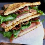 Pin this Keto BLT recipe for later!