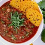 Pin this Keto Salsa recipe for later!
